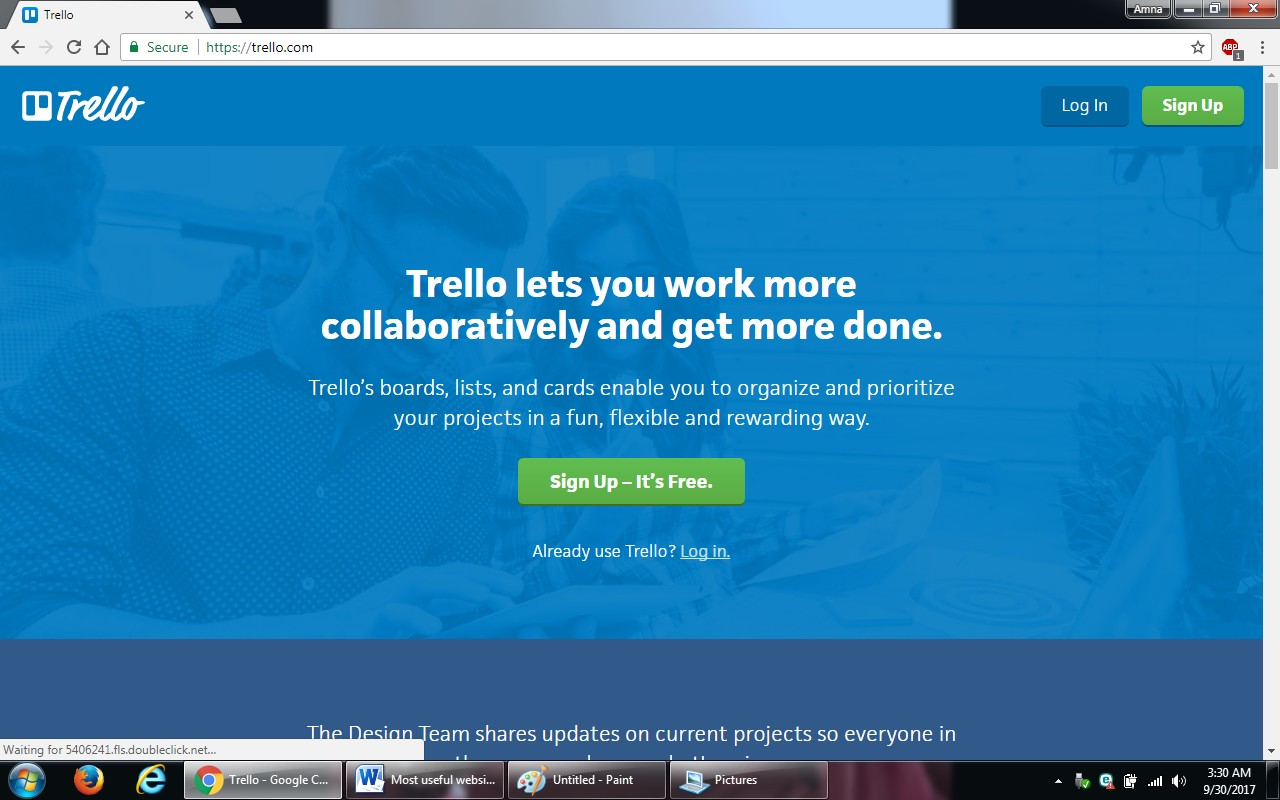 16. trello - 100+ most useful websites list we are not yet familiar with