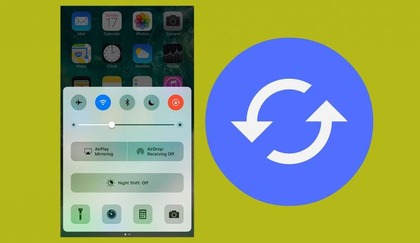 how to stop your iPhone from rotating
