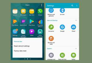 How to factory reset android phone and its benefits and drawbacks