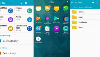 how to delete whatsapp backup on android