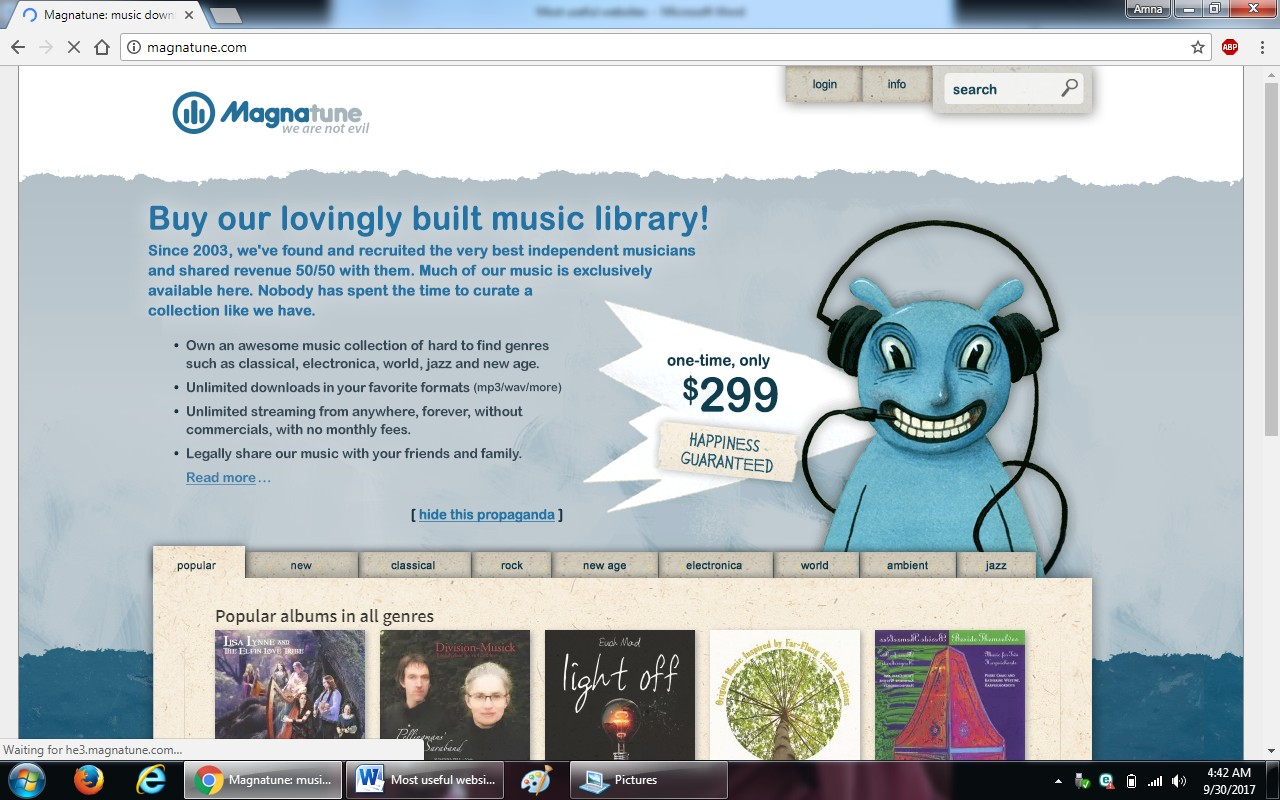 54. magnature.com  - 100+ most useful websites list we are not yet familiar with