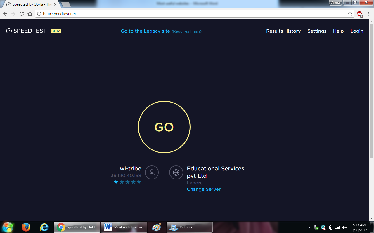78.speedtest.com  - 100+ most useful websites list we are not yet familiar with