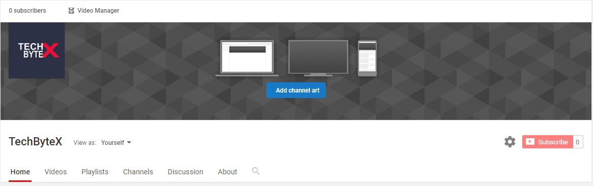 Add youtube channel art - Youtube Channel Art - Size Dimensions, Uploading, Best Practices and Icon Details