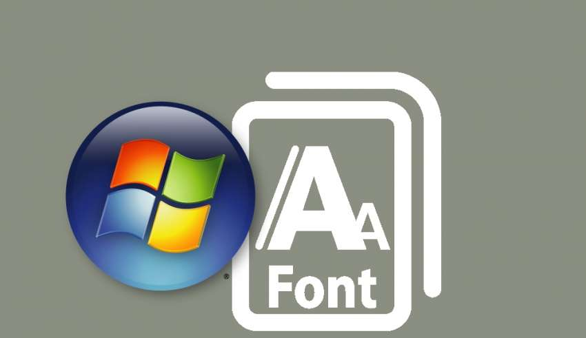 How to change font size on laptop in windows 7 8 techbytex 850x491 - How to change font size on laptop in windows 7 and 8