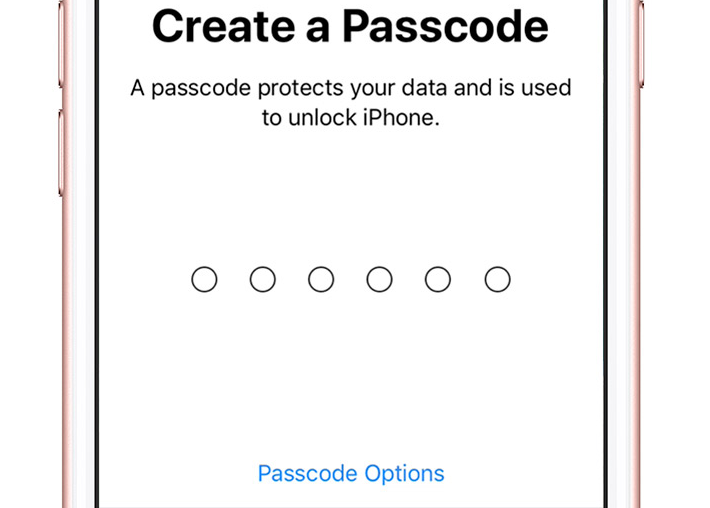 create a passcode iphonr - How to set up your iPhone (Step by Step Guide)