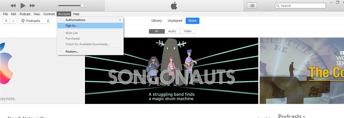 create an apple id - How to Create an Apple ID using iTunes