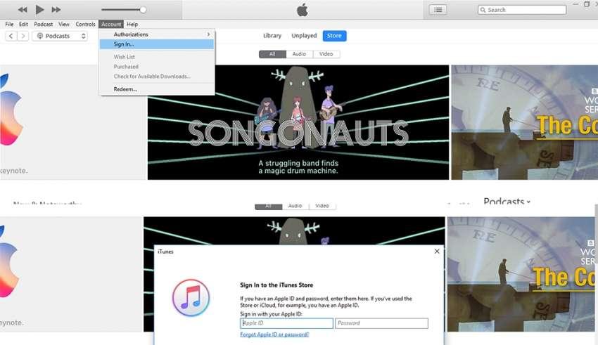 how to create an apple id itunes techbytex 850x491 - How to Create an Apple ID using iTunes