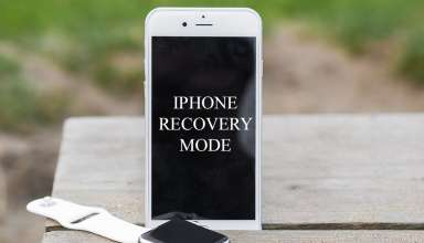 iPhone Recovery Mode Techbytex 384x220 - iPhone Recovery Mode - Major Perks, Why and How to Put Your iPhone in Recovery Mode