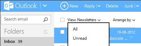 select news letter option outlook - How to unsubscribe from mails in outlook