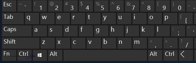 windows logo icon key - Complete Windows 10 Shortcut Keys List