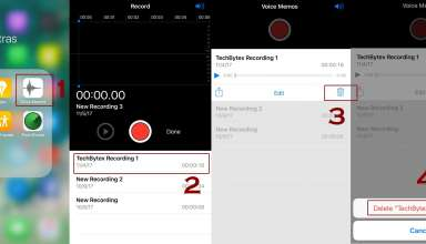 How to delete voice memos on iPhone manually 1 384x220 - How to delete voice memos on iPhone