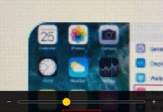 capture freeze frame magnifier ios 320x220 - Everything about Magnifier on iPhone