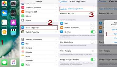 how to change apple id on iphone 384x220 - How to Change Apple ID on iPhone