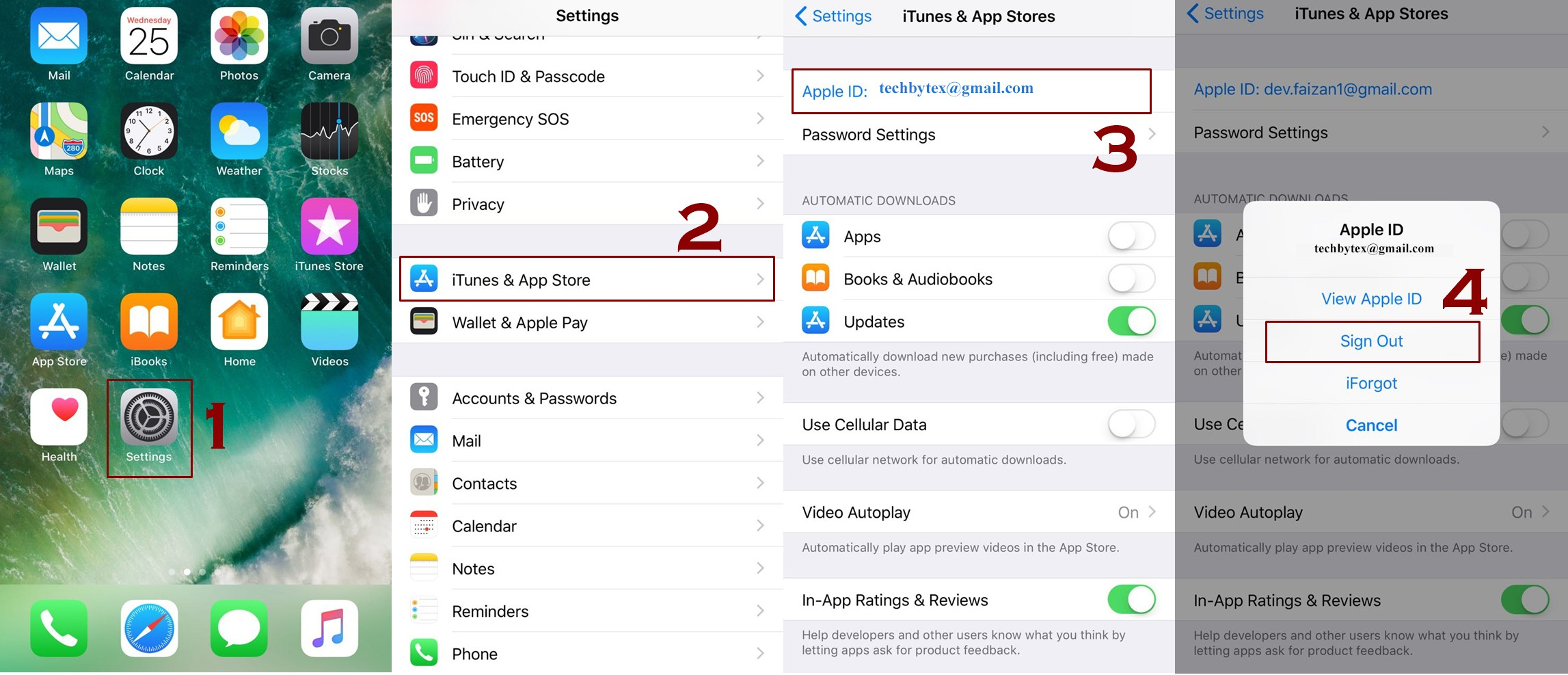 how to change apple id on iphone - How to Change Apple ID on iPhone