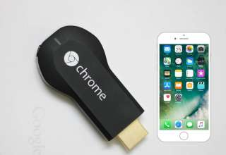 how to chrome cast from iphone techbytex 320x220 - How to chromecast from iPhone to TV