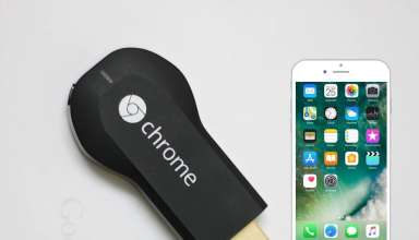 how to chrome cast from iphone techbytex 384x220 - How to chromecast from iPhone to TV