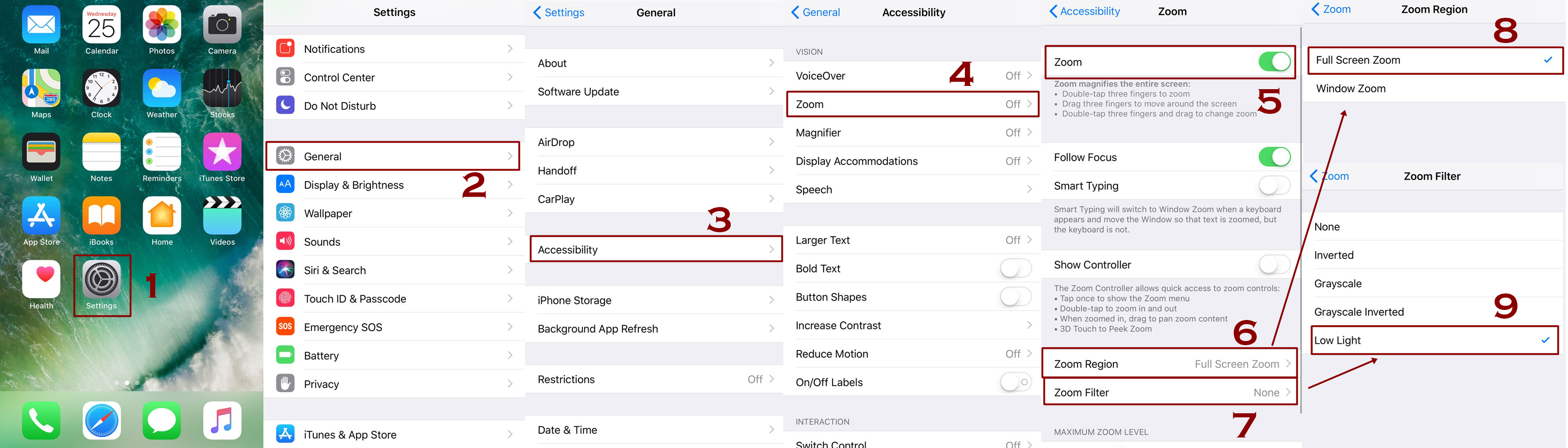 how to make iphone screen darker iphone - How to Adjust the Screen Brightness on iPhone
