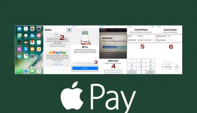 how to setup apple pay on iphone techbytex 384x220 - How to Setup Apple Pay on iPhone - Step by Step Guide