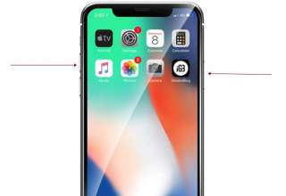 how to turn off iphone x through side buttons 320x220 - How to Turn Off and On iPhone X