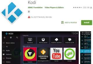how to use kodi on android 320x220 - How to use Kodi on Android Device