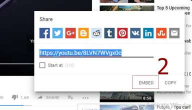 embed a youtube video in powerpoint 384x220 - 4 ways to add a youtube video in Powerpoint presentation
