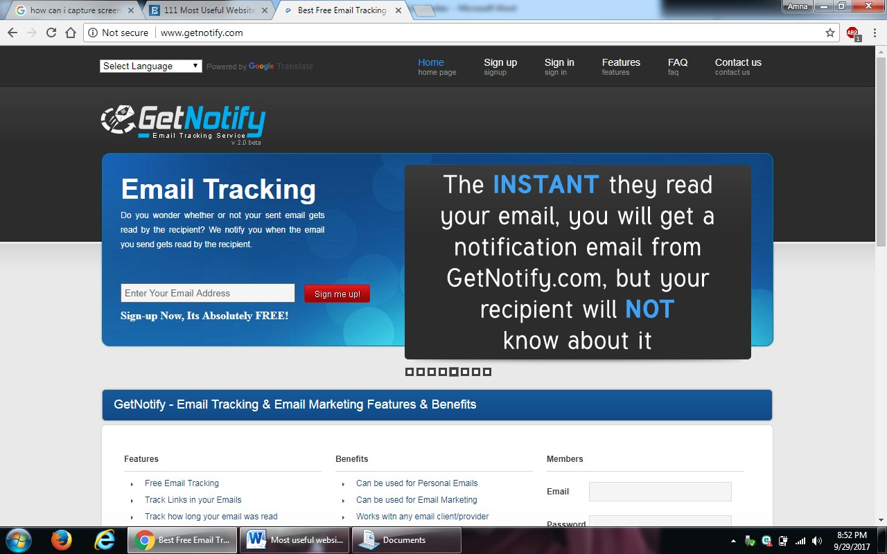 1.useful getnotify website - 100+ most useful websites list we are not yet familiar with
