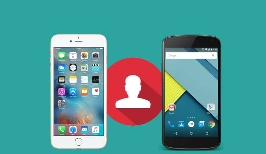 how to transfer a plan from iphone to android