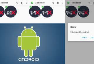 how to delete photos from android phone permanently