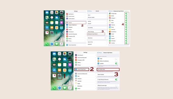 Best ways to save cellular data on iPhone techbytex - Homepage
