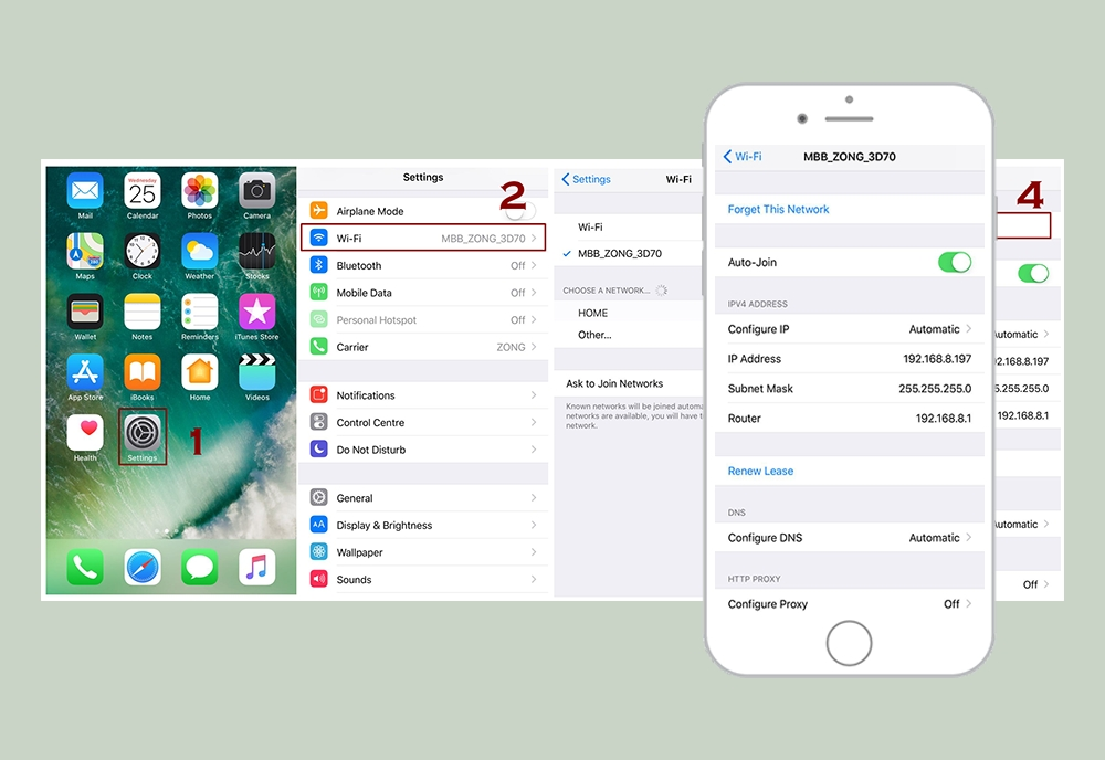 How to forget WiFi network in iPhone Remove Wifi Password techbytex - Homepage