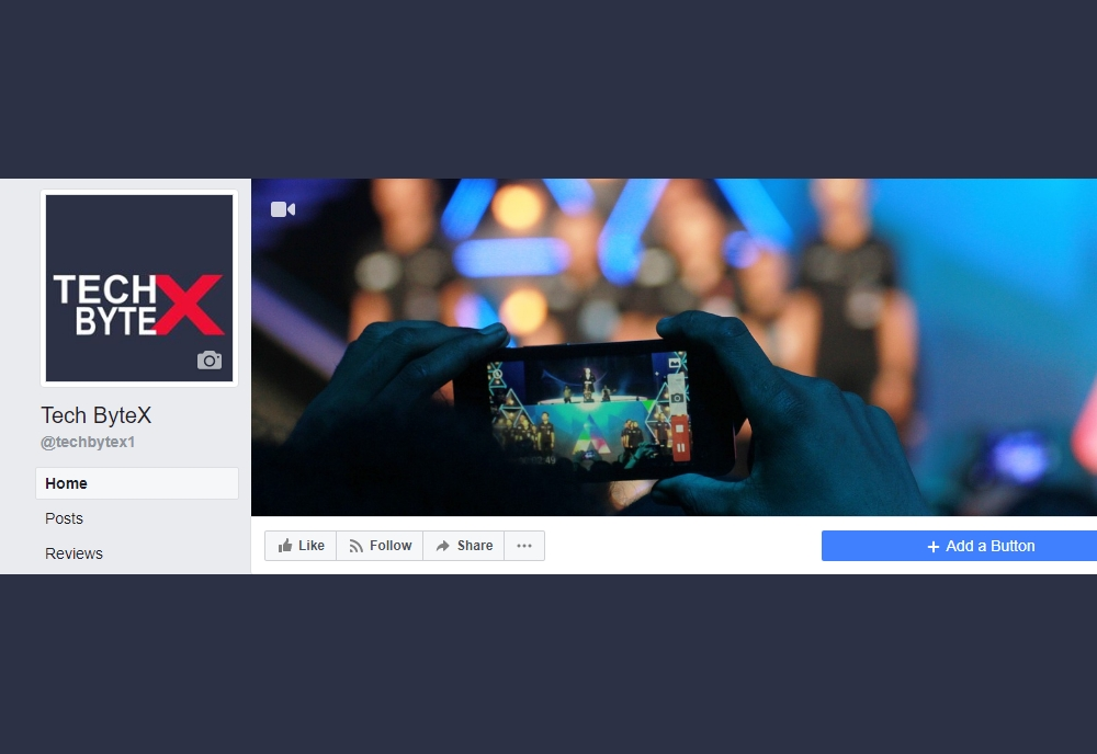 facebook profile picture cover photo video size upload techbytex - Homepage