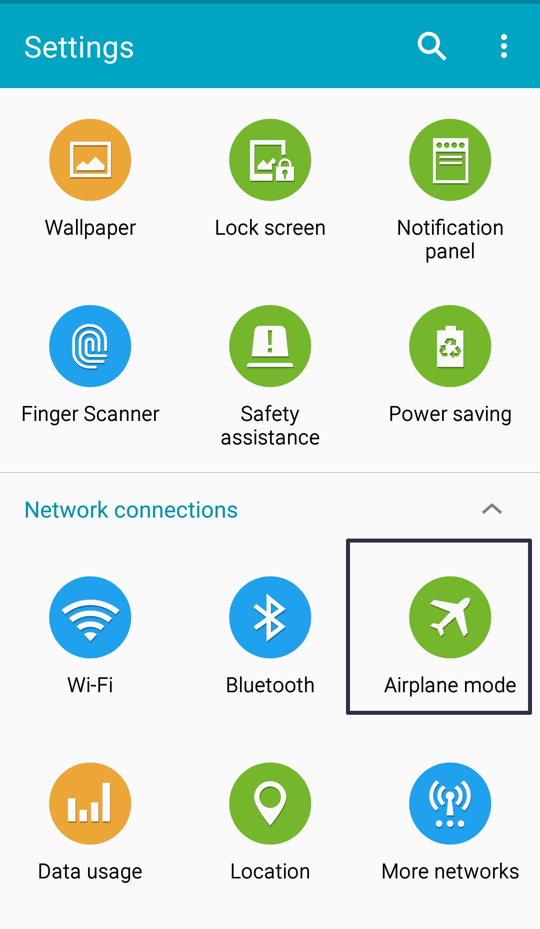 go to airplane mode - How to turn on Airplane Mode in Android and why it is useful for us