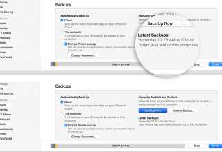 how to backup and restore iphone itunes techbytex 320x220 - How to restore and back up your iPhone with iTunes