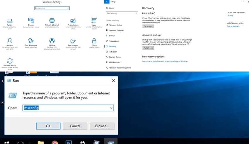 how to start your pc in safe mode techbytex 850x491 - Start Your PC in Safe Mode in Windows 10