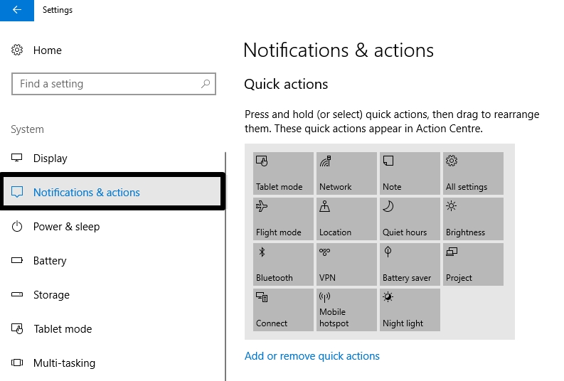 how to turn off notifications in windows 10 - How to disable Notifications and Action center in windows 10
