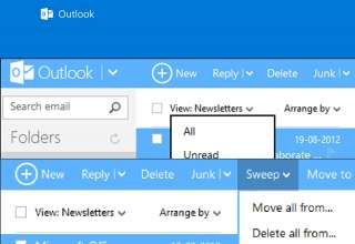 how to unsubscribe from mails in outlook techbytex 320x220 - How to unsubscribe from mails in outlook