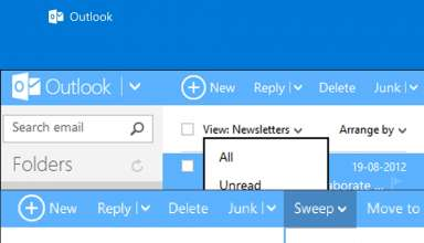 how to unsubscribe from mails in outlook techbytex 384x220 - How to unsubscribe from mails in outlook