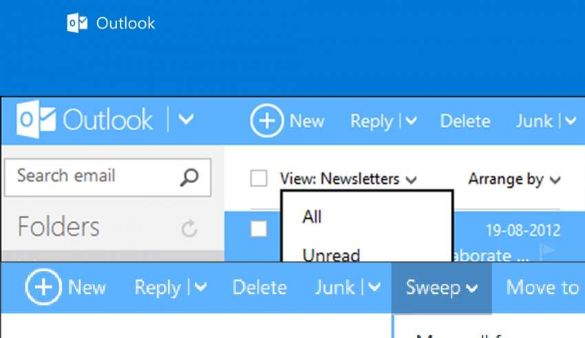 how to unsubscribe from mails in outlook techbytex 850x491 - How to unsubscribe from mails in outlook