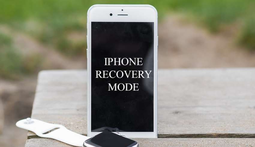 iPhone Recovery Mode Techbytex 850x491 - iPhone Recovery Mode - Major Perks, Why and How to Put Your iPhone in Recovery Mode