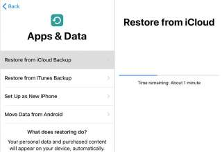 restore your iphone ipad using icloud backup techbytex 320x220 - Restore your iPhone, iPad, or iPod touch from a backup using icloud