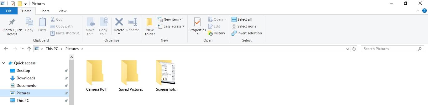 screenshot full window in laptop windows 10 - How to take screenshots in Laptop on windows 10