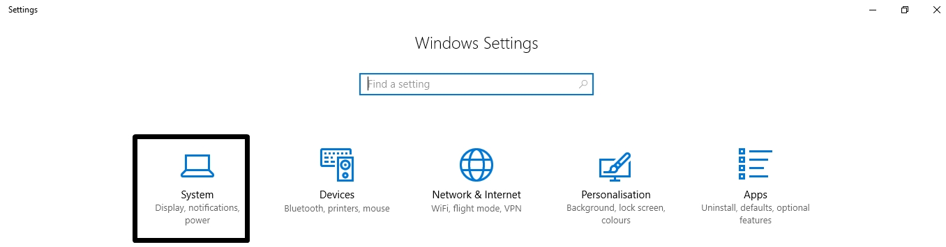 settings to disable notifications windows 19 - How to disable Notifications and Action center in windows 10