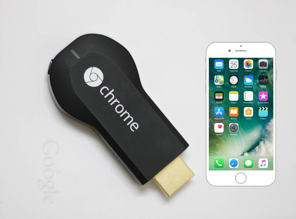 how to connect chromecast to iphone how to chromecast from iphone to tv techbytex techbytex 18676