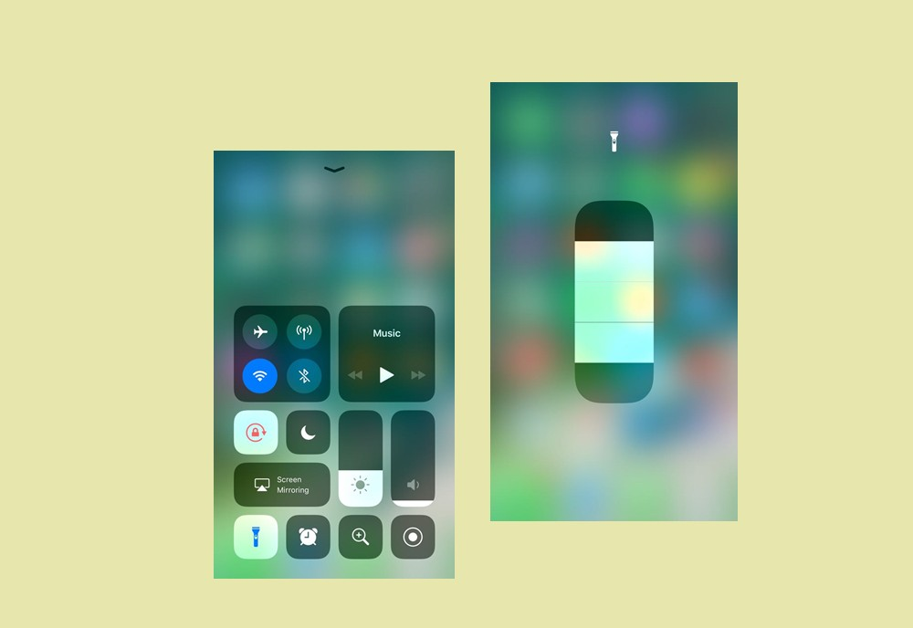 how to enable or disable flash light on iphone ios 11 techbytex - Homepage