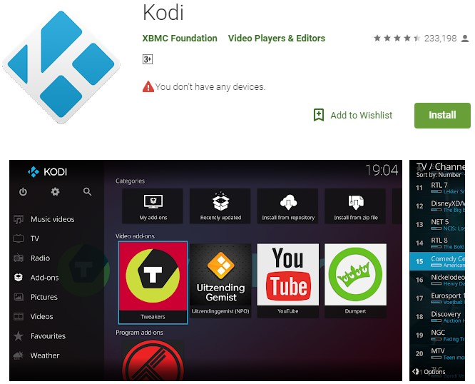 how to use kodi on android - Homepage