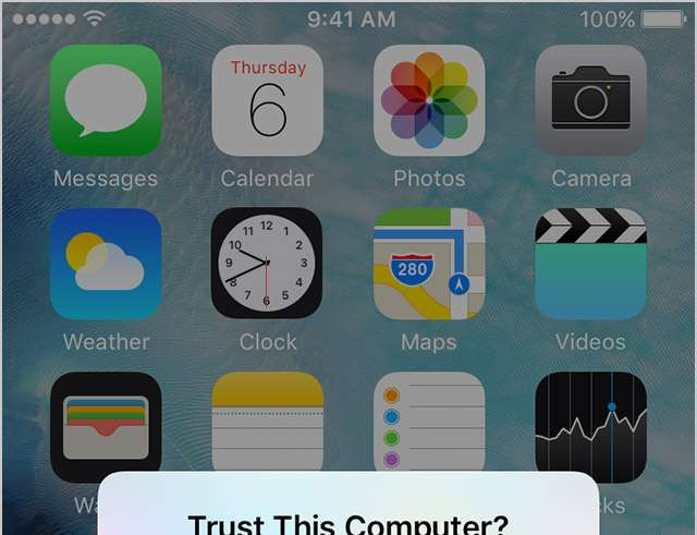 iphone connecting itunes 640x491 - iTunes not detecting your iPhone fix