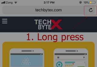 how to view desktop version of websites on iphone ipad 320x220 - How to view desktop version of websites in your iPhone or iPad