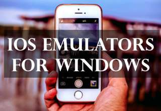 best ios emulators windows pc 320x220 - 10 Best IOS Emulators for Windows PC | iPhone Emulator Windows