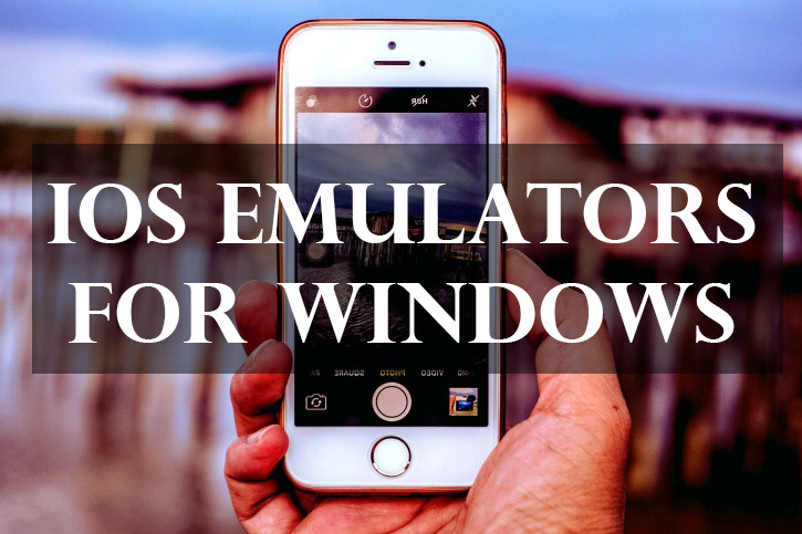 best ios emulators windows pc - 10 Best IOS Emulators for Windows PC | iPhone Emulator Windows