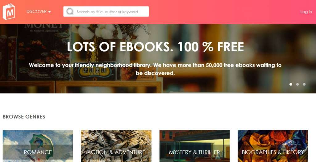 3 many books 1024x527 - Best sites to download PDF Books for free